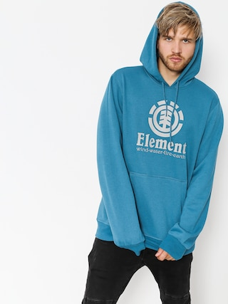 Element Hoodie Vertical HD (blue steel)