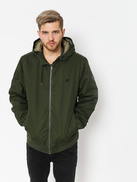Element Jacket Dulcey Wash (olive drab)