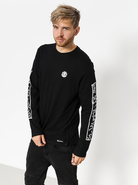 Element Longsleeve Kh Jump (flint black)