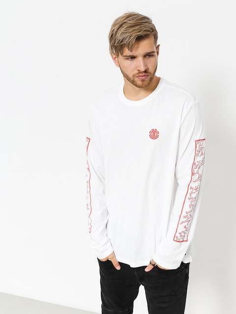 Element Longsleeve Kh Jump (optic white)