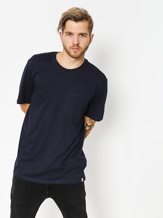 Element T-shirt Basic Pocket Cr (eclipse navy)