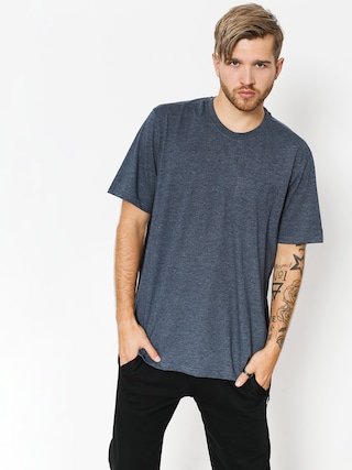 Element T-Shirt Basic Pocket Cr (indigo heather)
