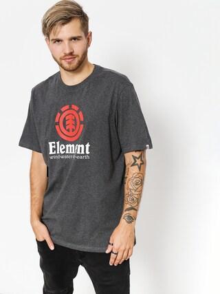 Element T-shirt Vertical (charcoal heather)