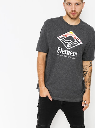 Element T-shirt Layer (charcoal heather)