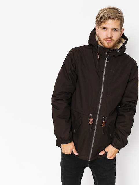 Element Jacket Stark (chocolate torte)