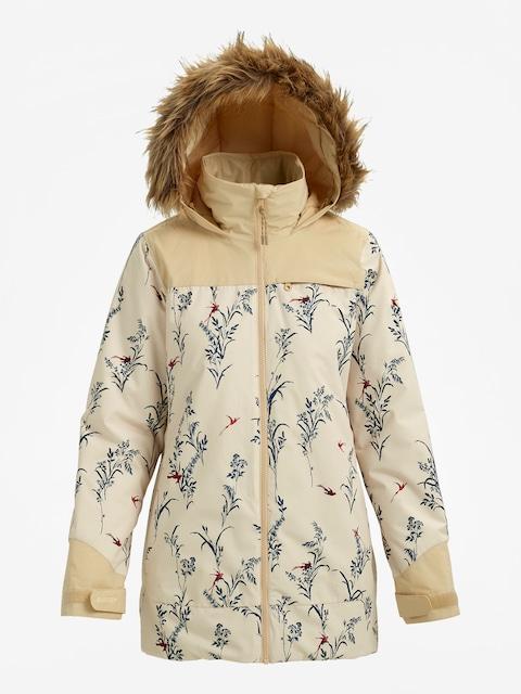 Burton Snowboard jacket Lelah Wmn (cnvsbd/pebble)