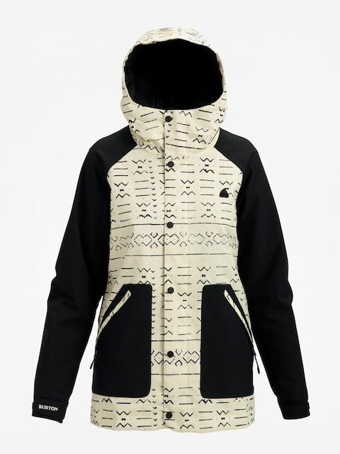 Burton Snowboard jacket Eastfall Wmn (cnvbgo/trublk)