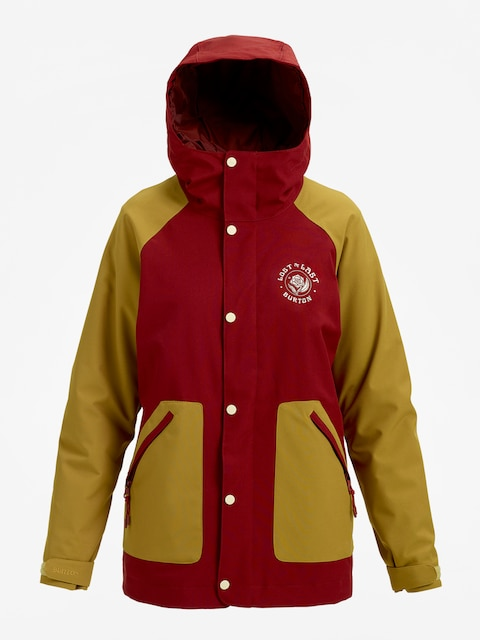 Burton Snowboard jacket Eastfall Wmn (sparrw/evilo)