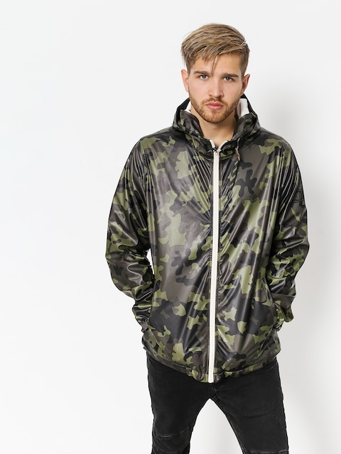 Element Jacket Alder Rain (bark camo)