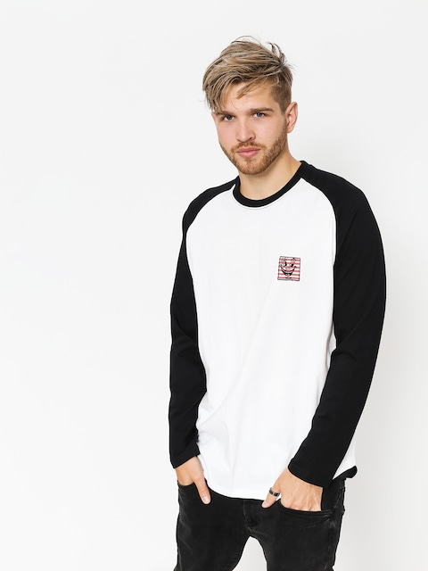 Element Longsleeve Kh Raglan (flint black)