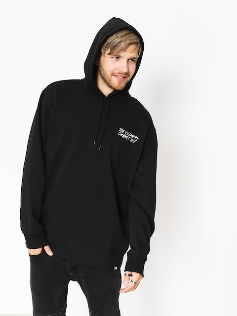Carhartt WIP Hoody Tvc Paris HD (black/white)