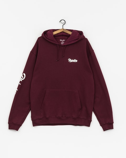 Primitive Hoody Campbell HD (burgundy)