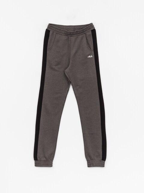 Fila Pants Crown Cuff Wmn (mid grey melange)