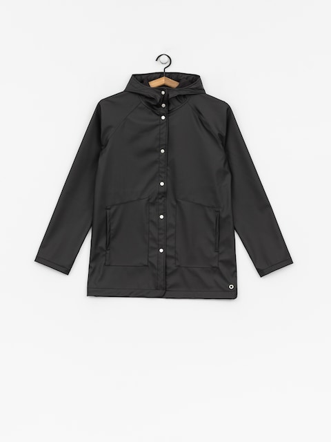 Herschel Supply Co. Jacket Rainwear Classic Wmn (black)