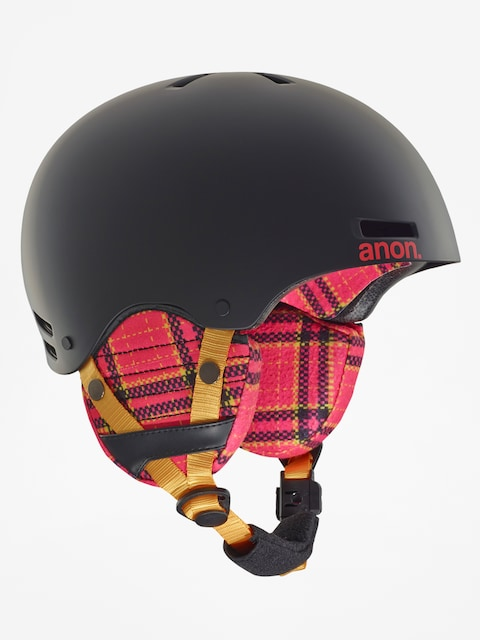 Anon Helmet Dziecięcy kask Rime (flannel black)