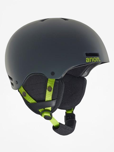 Anon Helmet Dziecięcy kask Rime (gray)