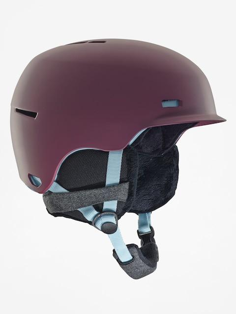 Anon Helmet Raven Wmn (purple)
