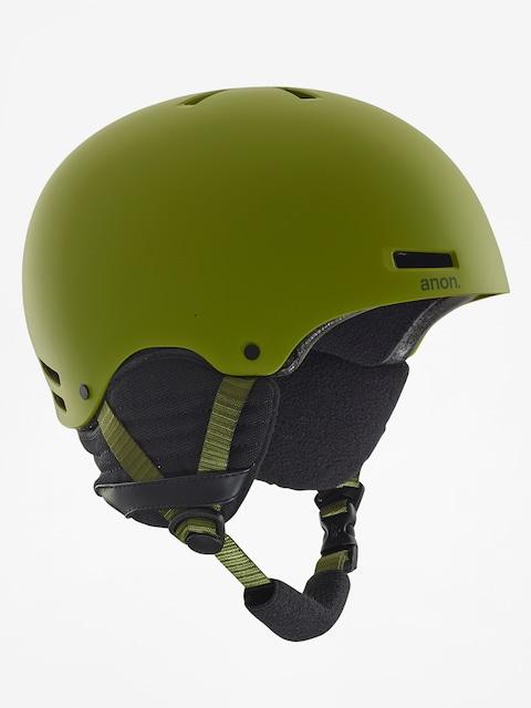 Anon Helmet Raider (green)