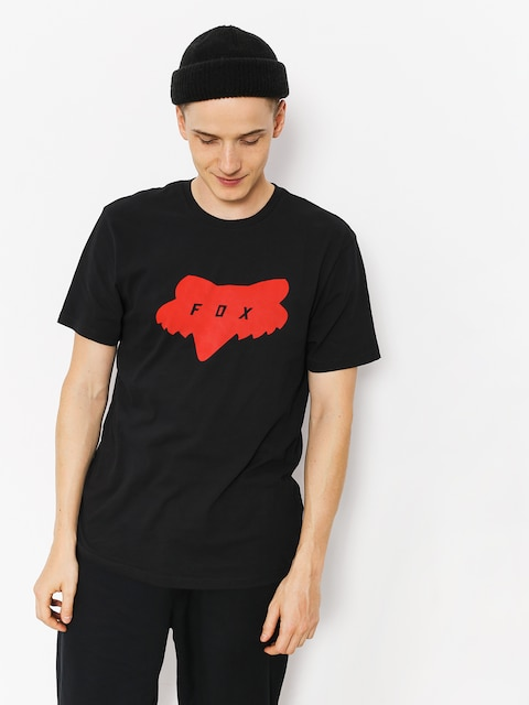 Fox T-shirt Traded (blk/gry)