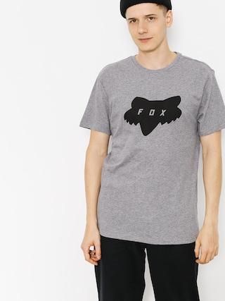 Fox T-Shirt Traded (htr drk gry)