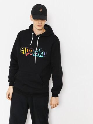 El Polako Hoodie 3D HD (black)