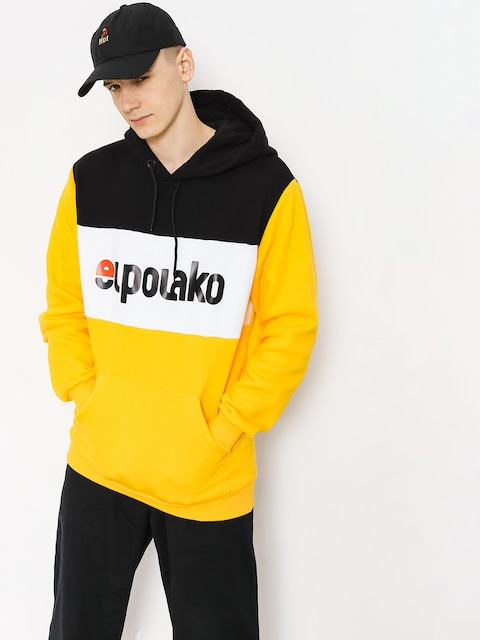 El Polako Hoodie Elpo New HD (yellow)