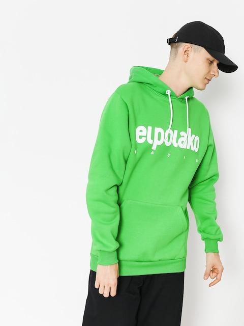El Polako Hoodie Classic HD (green)