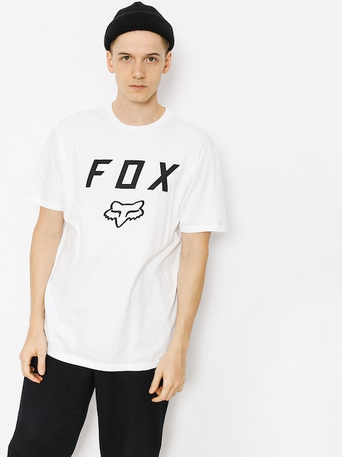 Fox T-shirt Legacy Moth (opt wht)