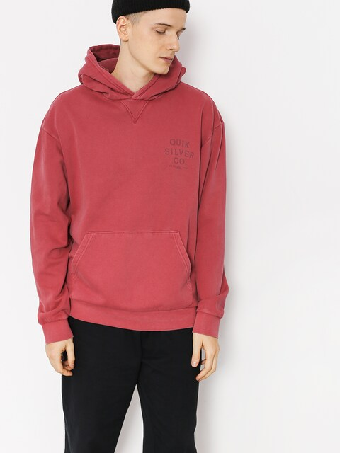 Quiksilver Hoody Aso Plains HD