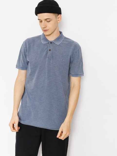 Quiksilver Polo t-shirt Miz Kimitt (vintage indigo)