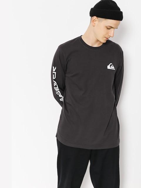 Quiksilver T-shirt Original Quik Cls (tarmac)