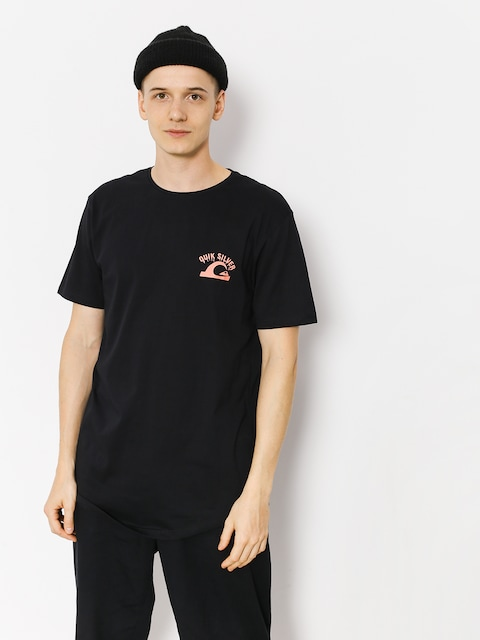 Quiksilver T-shirt Lonely Frustrat (black)