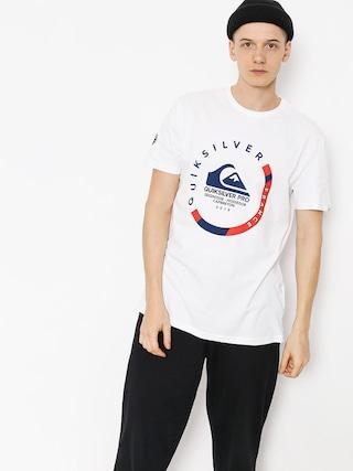 Quiksilver T-shirt Quik Pro Frt 18 (white)