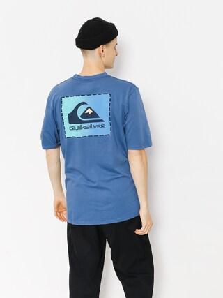 Quiksilver T-shirt Original Clapatc (bijou blue)