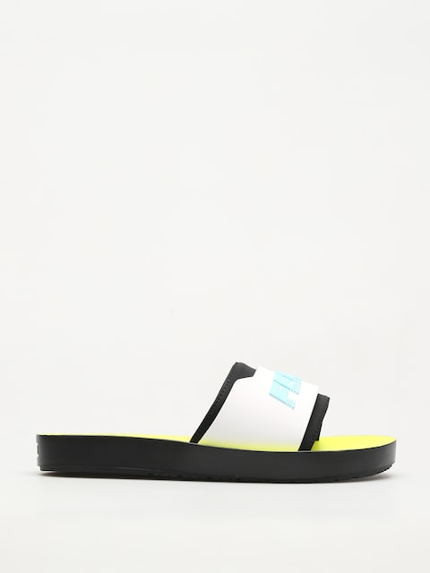 Puma Flip-flops Fenty Surf Slide Wmn (puma black/white/yellow)