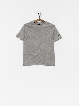 Stussy T-Shirt Sport Wmn (grey heather)