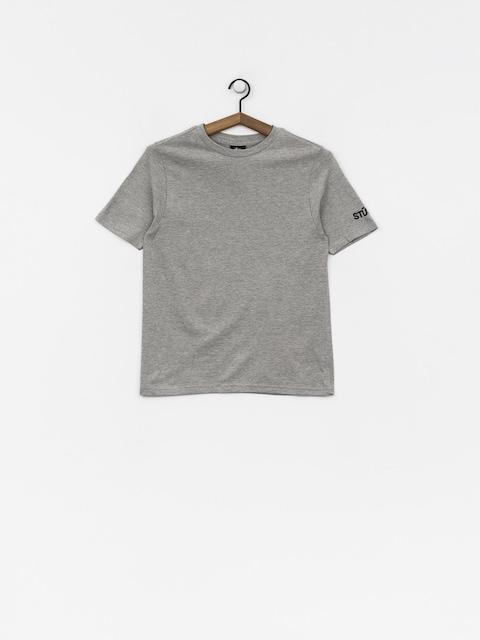 Stussy T-Shirt Sport Wmn (grey heather)