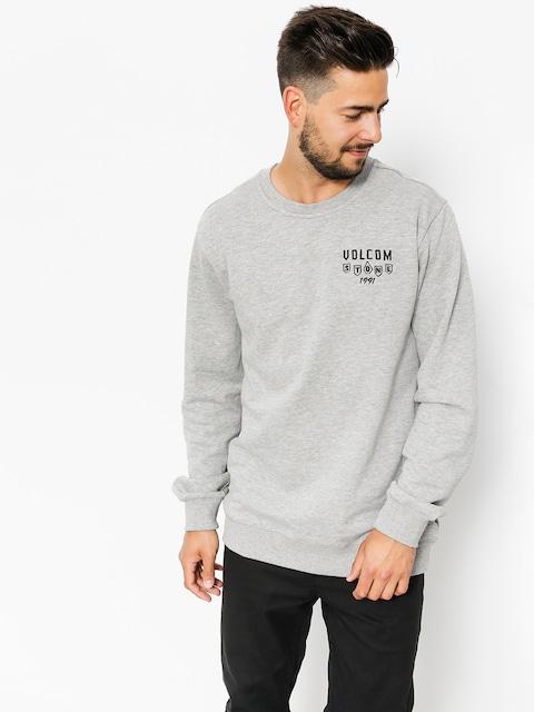 Volcom Sweatshirt Reload Crew (grey)