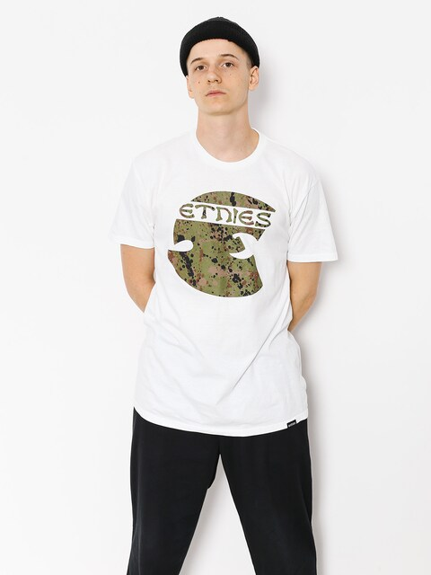 Etnies T-shirt Cream (white)