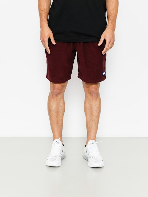 Koka Shorts Backyard (maroon)