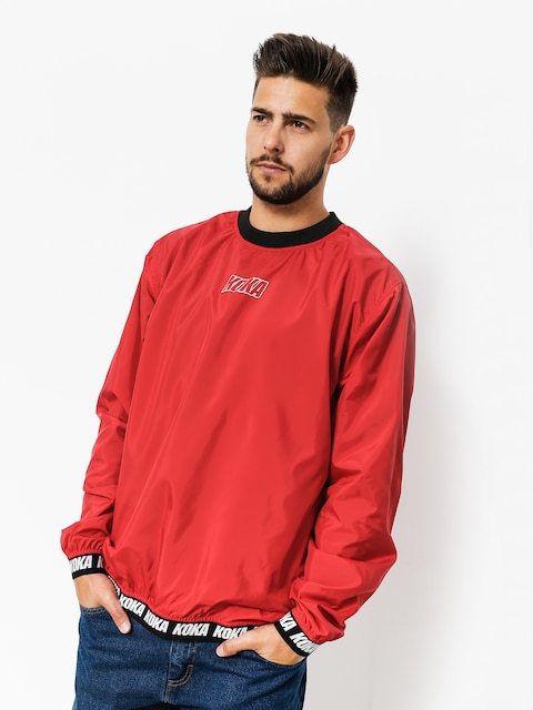 Koka Jacket Dazzle (red)