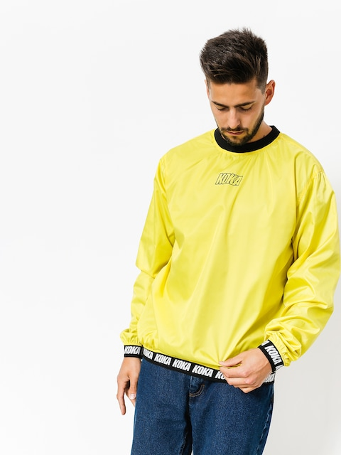 Koka Jacket Dazzle (yellow)