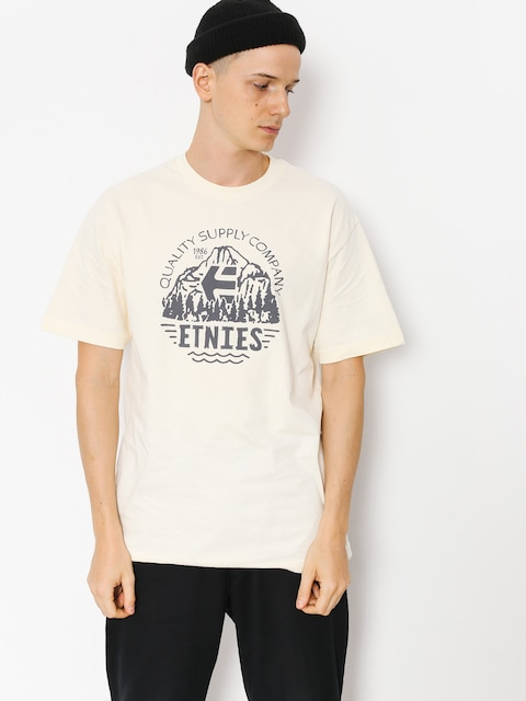 Etnies T-shirt Yosemite (putty)
