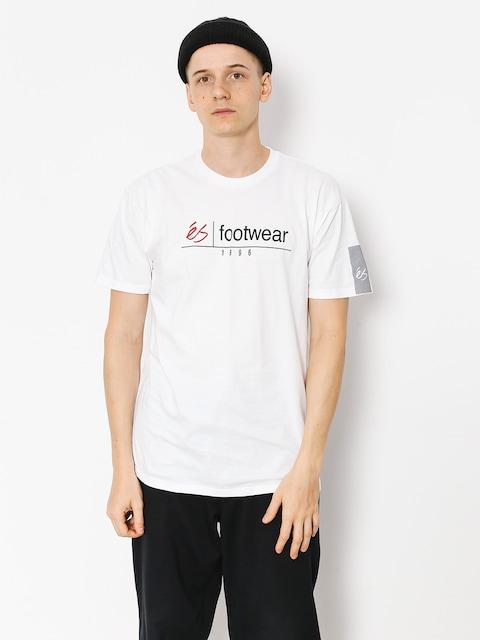 Es T-shirt Heritage Stack (white)