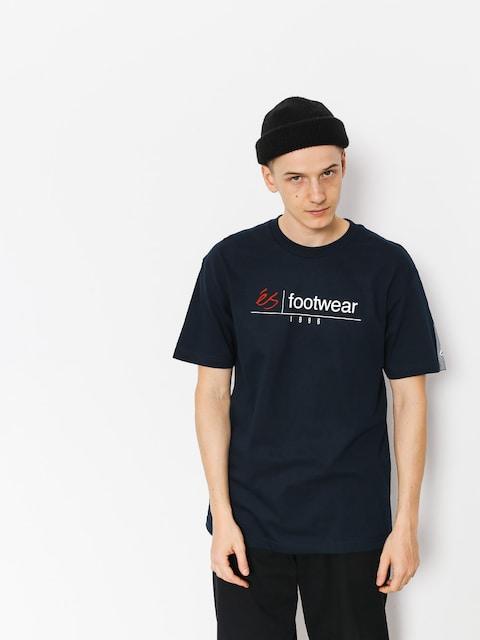 Es T-shirt Heritage Stack (navy)