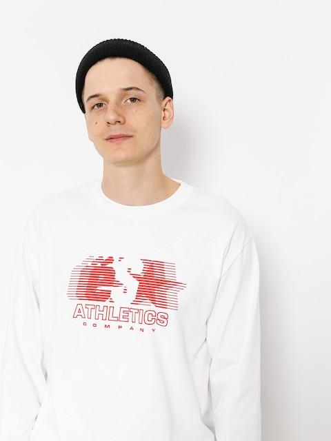 Es Longsleeve Athletic Co (white)