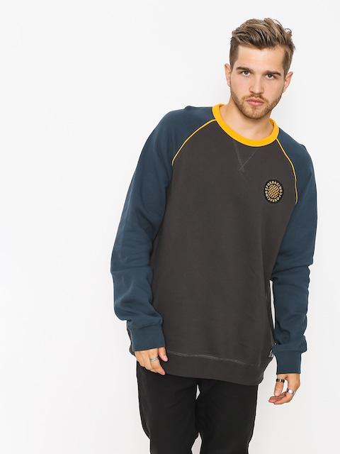Fox Sweatshirt Chu (blk vin)