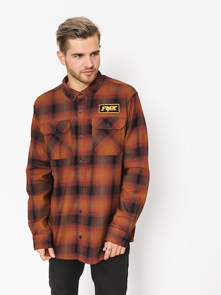 Fox Shirt Gorman Overshirt 2 0 (brx)