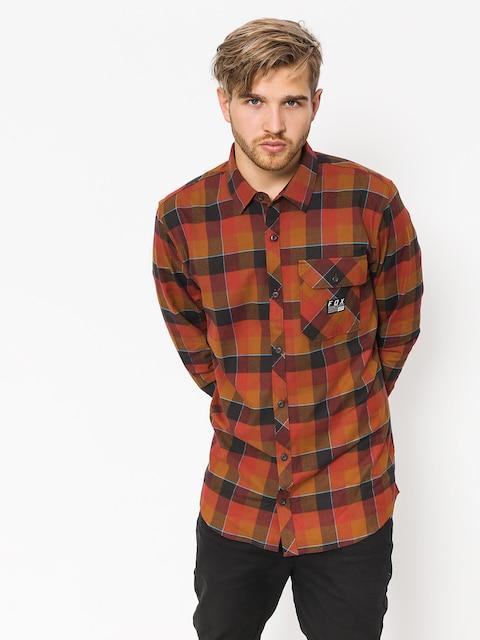 Fox Shirt Rowan Stretch Flannel (brx)