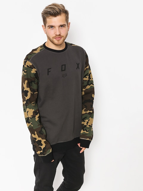 Fox Sweatshirt Destrakt (cam)